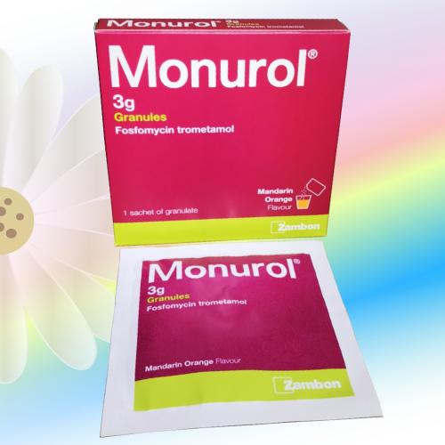 Monurol (ホスホマイシントロメタモール)