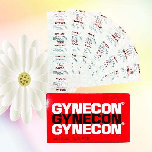 ガイナコン膣錠 (Gynecon)