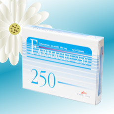 Farmacef (セフロキシム) 250mg