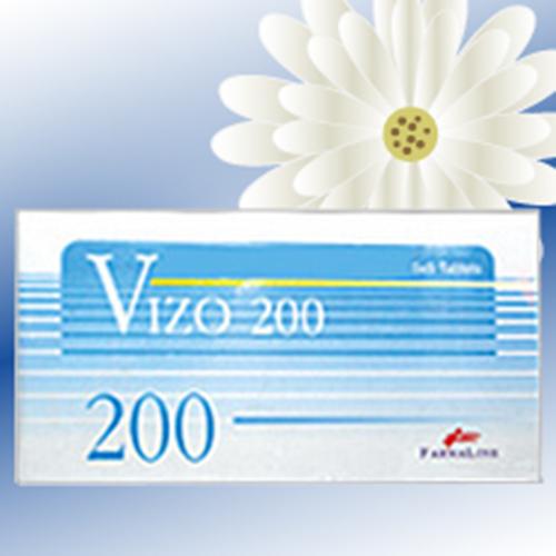 Vizo (アシクロビル) 200mg